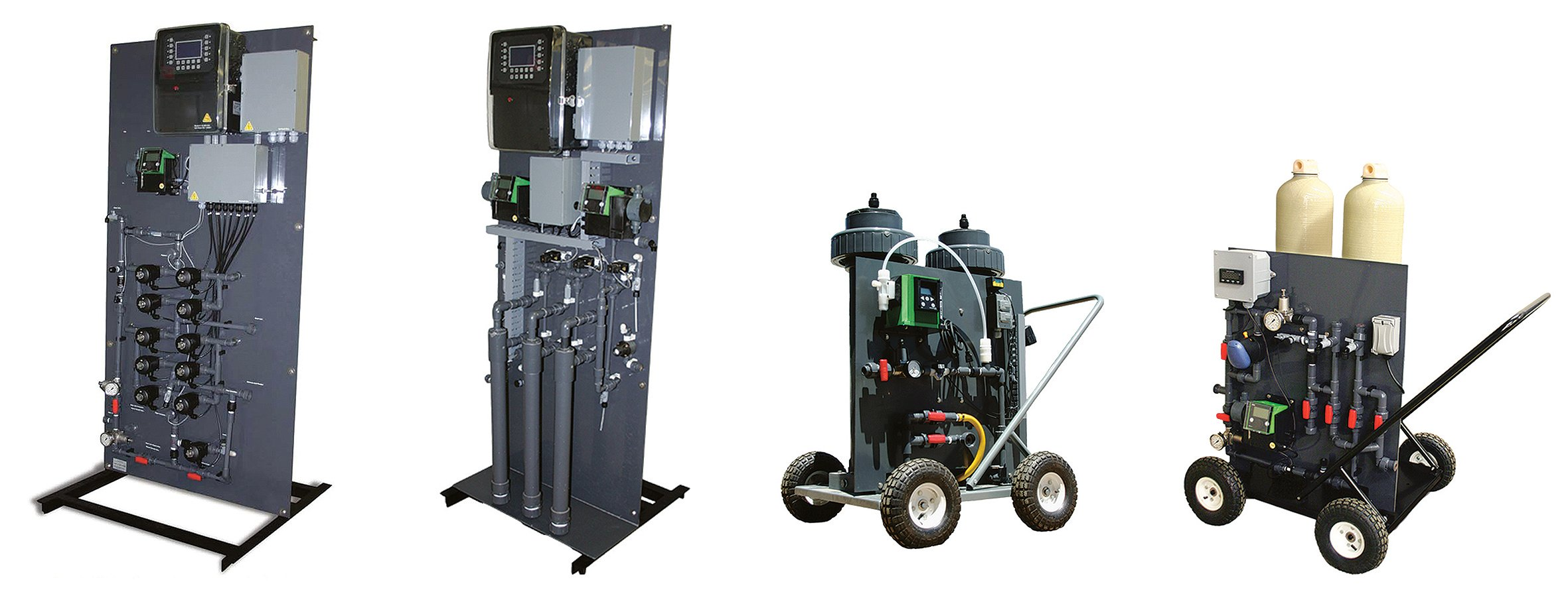 Catalytic Chlorine Dioxide Generators