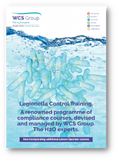 Legionella control training cover TYP