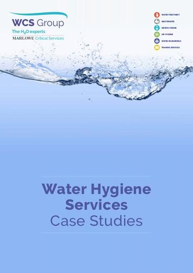 Water Hygiene Services case studies