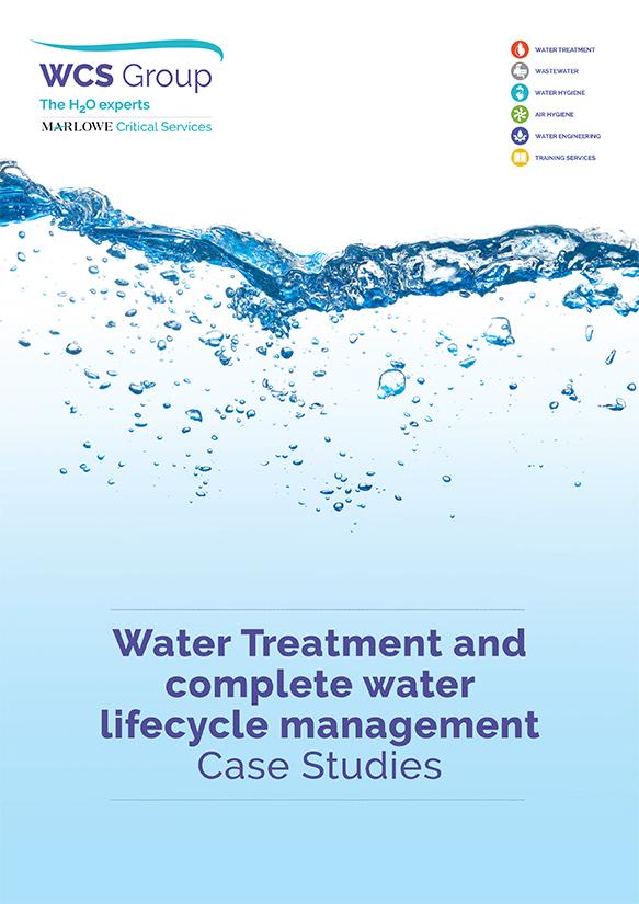Water Treatment case studies